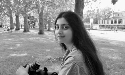 Pratyusha – The Proust Questionnaire