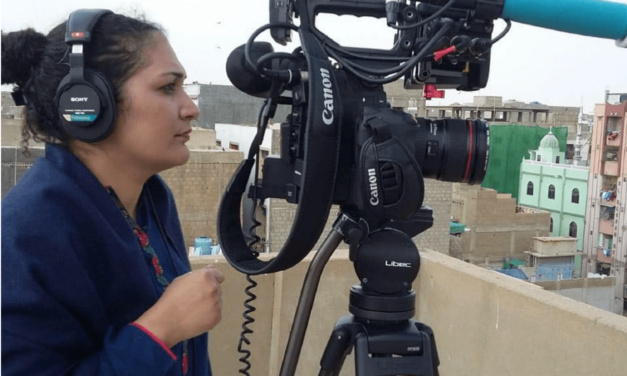 WHAT CAN JOURNALISM TEACH WRITERS? – An Interview with Shumaila Khan